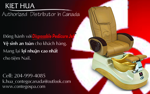 KIET HUA Authorized Distributor in Canada
