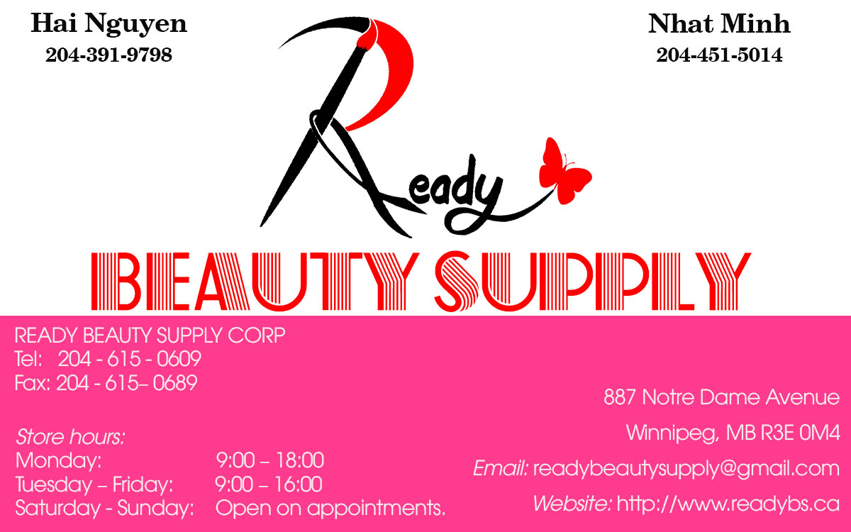 ReadyBeauty- Supply